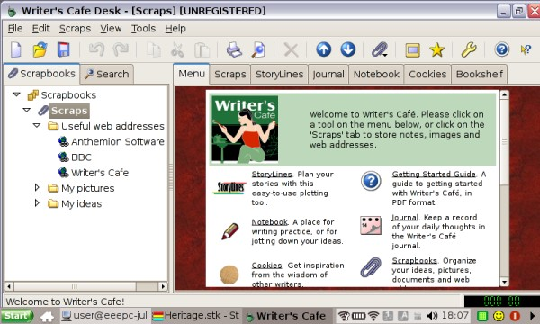 wxBlog: Programming for the Eee PC with wxWidgets