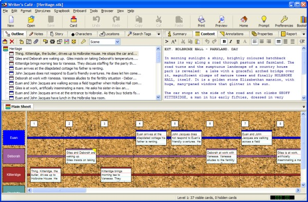 novel writing software free Check out the most up to date free novel writing software here  fortunately,  there are a number of quality open source and free alternatives you can use to.